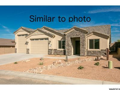 Lake Havasu City Single Family Home For Sale: 005 North Pointe Home And Lot