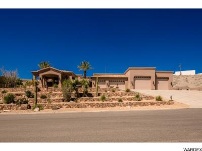 Lake Havasu City Single Family Home For Sale: 3001 Amigo Dr