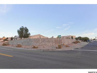 Lake Havasu City Residential Lots & Land For Sale: 2581 Paseo Dorado