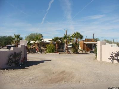 Quartzsite Commercial For Sale: 110 Washington