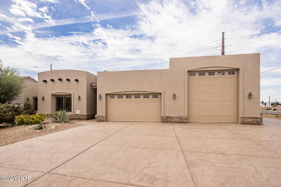 Lake Havasu City Single Family Home For Sale: 2040 N Palo Verde Blvd