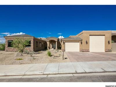Lake Havasu City Single Family Home For Sale: 1709 Sailing Hawk Dr