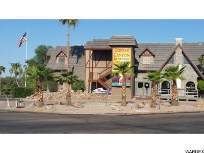 Lake Havasu City Commercial For Sale: 1519 Queens Bay