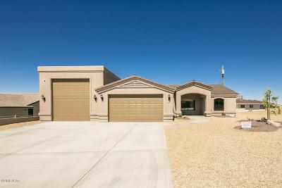 Lake Havasu City AZ Single Family Home For Sale: $334,900