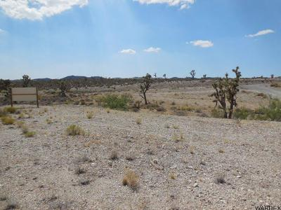 Meadview AZ Residential Lots & Land For Sale: $59,900