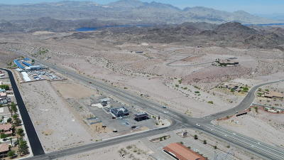 Bullhead City Residential Lots & Land For Sale: 2901 Hwy