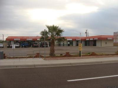 Quartzsite Commercial For Sale: 255 N Central