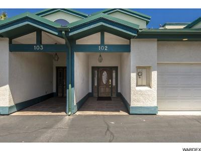 Lake Havasu City Condo/Townhouse For Sale: 1415 McCulloch N Blvd #102