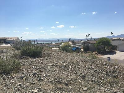Lake Havasu City Residential Lots & Land For Sale: 2800 Barbara Dr