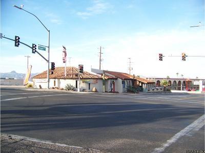Lake Havasu City Commercial For Sale: 2200 Mesquite Ave