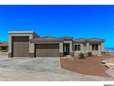 Lake Havasu City Single Family Home For Sale: 3197 Crater Dr