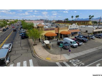 Lake Havasu City Commercial For Sale: 10 Scott Dr