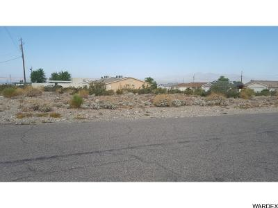 Lake Havasu City Residential Lots & Land For Sale: 2550 Hillview Dr