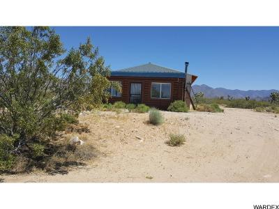 Yucca Single Family Home For Sale: 13505 S Alan Rd