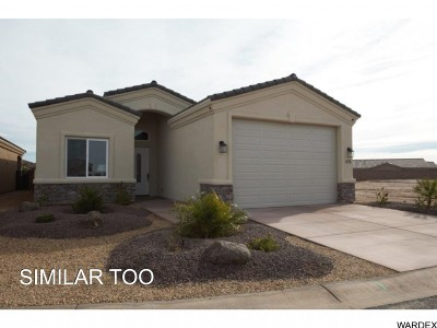 Lake Havasu City Single Family Home For Sale: 637 Grand Island Dr