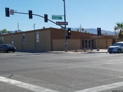 Lake Havasu City Commercial For Sale: 2001 N McCulloch N Blvd