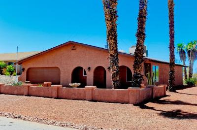 Lake Havasu City AZ Single Family Home For Sale: $237,500