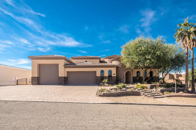 Lake Havasu City Single Family Home For Sale: 2230 Green Dr