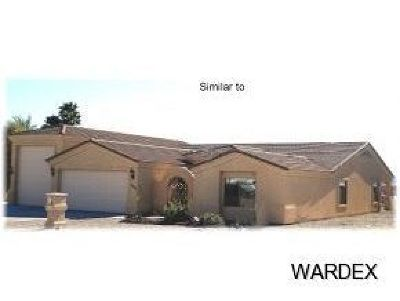 Lake Havasu City Single Family Home For Sale: On Your Paseo Dorado Plan