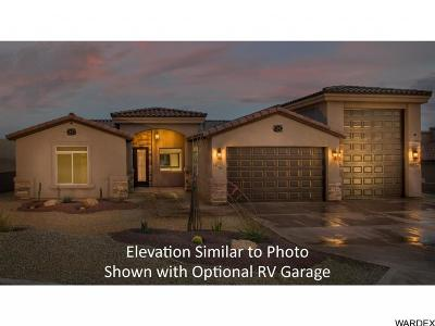 Mohave County Single Family Home For Sale: On Your Viejo Plan