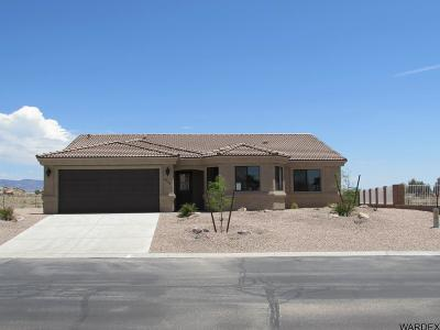 Fort Mohave Single Family Home For Sale: 6124 S Bella Vista Dr