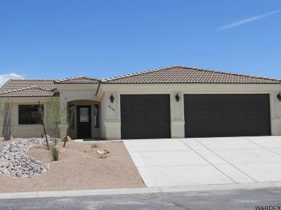 Fort Mohave Single Family Home For Sale: 6120 S Bella Vista Dr