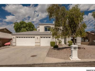 Lake Havasu City Single Family Home For Sale: 2711 Via Palma