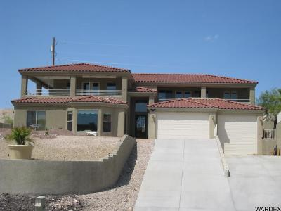 Lake Havasu City AZ Single Family Home For Sale: $559,900