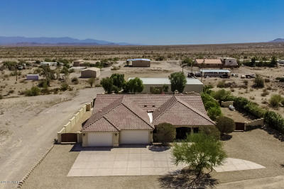 Havasu Heights Single Family Home For Sale: 7642 N Sierra Vista Dr
