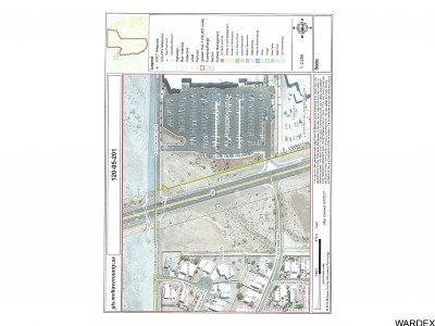 Lake Havasu City Residential Lots & Land For Sale: Highway95
