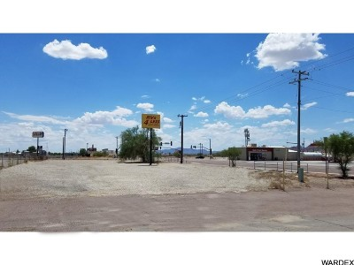Quartzsite Residential Lots & Land For Sale: 45 S Central Blvd