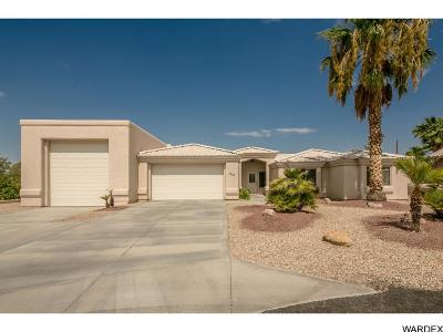 Lake Havasu City Single Family Home For Sale: 620 Chemehuevi Plz