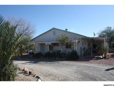 Salome Single Family Home For Sale: 39949 Oregon Dr #Unit 2