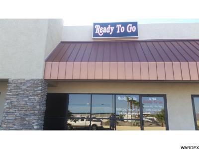 Lake Havasu City Commercial For Sale: 2150 N Kiowa N Blvd #B104