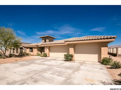 Refuge At Lake Havasu Single Family Home For Sale: 1775 E Tradition Ln
