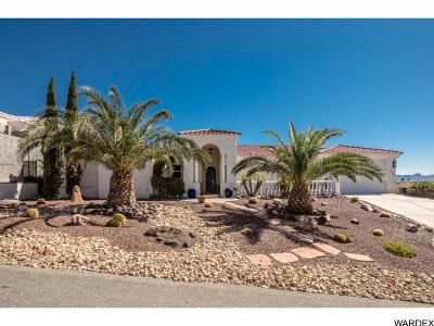 Lake Havasu City Single Family Home For Sale: 3340 Date Row Ln