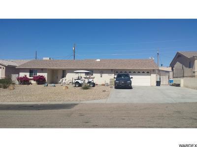 Lake Havasu City AZ Single Family Home For Sale: $229,900