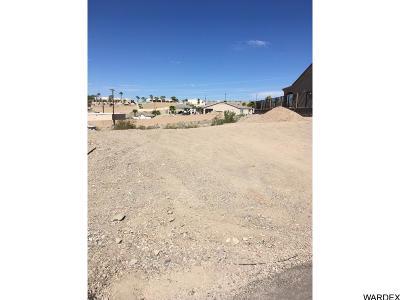 Lake Havasu City Residential Lots & Land For Sale: 2705 Palisades Dr