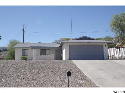 Mohave County Single Family Home For Sale: 4123 Highlander Ave