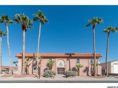 Lake Havasu City Condo/Townhouse For Sale: 3051 Shoshone Dr #7
