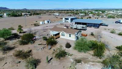 Bouse Manufactured Home For Sale: 44099 Palo Verde St