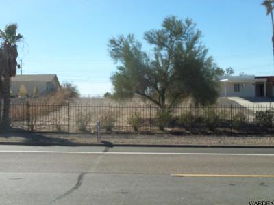 Lake Havasu City Residential Lots & Land For Sale: 1790 Palo Verde S Blvd