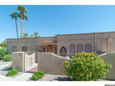 Lake Havasu City Condo/Townhouse For Sale: 393 Hagen Way
