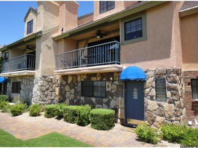 Lake Havasu City Condo/Townhouse For Sale: 1566 Palace Way #19