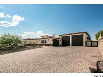 Havasu Foothills Estates Single Family Home For Sale: 1081 Avienda Del Sol Ln
