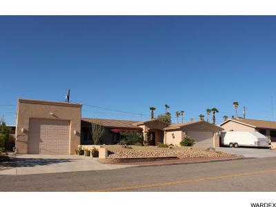 Lake Havasu City Single Family Home For Sale: 2941 Caravelle Dr