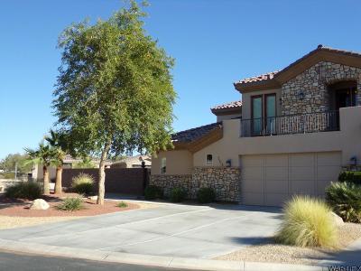 Lake Havasu City AZ Single Family Home For Sale: $455,000