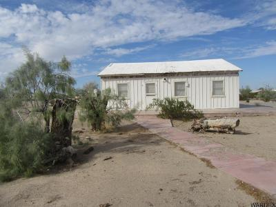 Quartzsite Commercial For Sale: 750 W Main