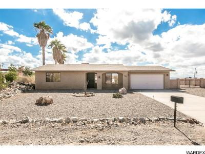 Lake Havasu City AZ Single Family Home For Sale: $248,700