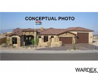 Bouse, Parker, Quartzsite, Salome, Lake Havasu City Single Family Home For Sale: Florencia Due RV Model